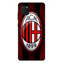 Durable AC Milan Cover For Samsung Galaxy Note 10 Lite
