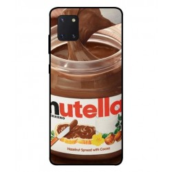 Durable Nutella Cover For Samsung Galaxy Note 10 Lite
