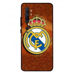 Durable Real Madrid Cover For Xiaomi Mi Note 10