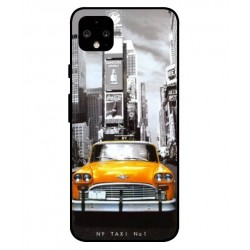 New York Cover Per Google Pixel 4