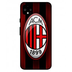 Durable AC Milan Cover For Google Pixel 4