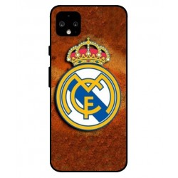 Durable Real Madrid Cover For Google Pixel 4