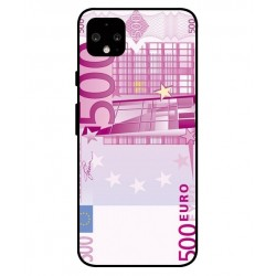 Durable 500 Euro Note Cover For Google Pixel 4