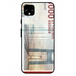 1000 Danish Kroner Note Cover For Google Pixel 4
