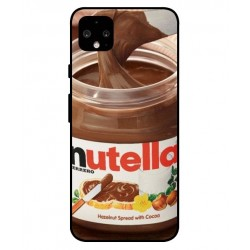 Durable Nutella Cover For Google Pixel 4