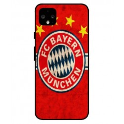 Durable Bayern De Munich Cover For Google Pixel 4 XL