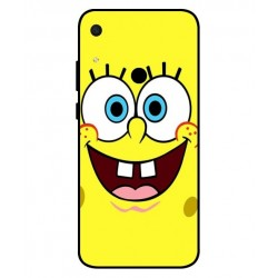 Durable SpongeBob Cover For Huawei Y6s 2019