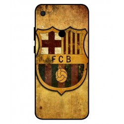 Durable FC Barcelona Cover For Huawei Y6s 2019