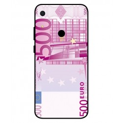 Durable 500 Euro Note Cover For Huawei Y6s 2019