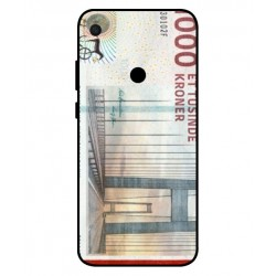 1000 Danish Kroner Note Cover For Huawei Y6s 2019