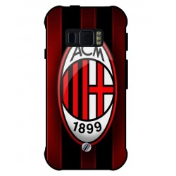 Durable AC Milan Cover For Samsung Galaxy Xcover FieldPro