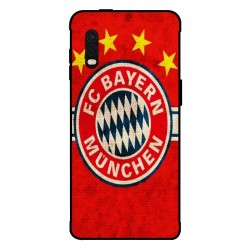 Durable Bayern De Munich Cover For Samsung Galaxy Xcover Pro