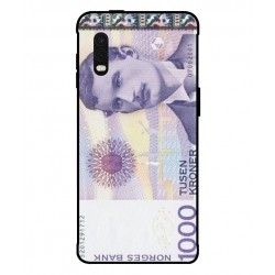 1000 Norwegian Kroner Note Cover For Samsung Galaxy Xcover Pro
