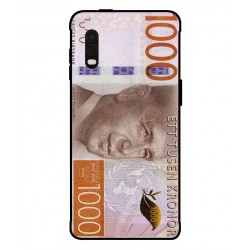 Durable 1000Kr Sweden Note Cover For Samsung Galaxy Xcover Pro
