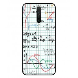 Durable Mathematics Cover For Xiaomi Redmi K30 5G