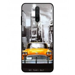 Durable New York Cover For Xiaomi Redmi K30 5G