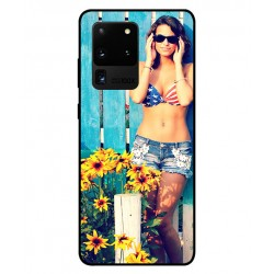 Customized Cover For Samsung Galaxy S20 Ultra