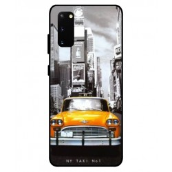 Durable New York Cover For Samsung Galaxy S20