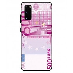 Durable 500 Euro Note Cover For Samsung Galaxy S20