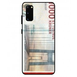 1000 Danish Kroner Note Cover For Samsung Galaxy S20