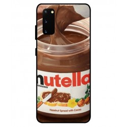 Durable Nutella Cover For Samsung Galaxy S20