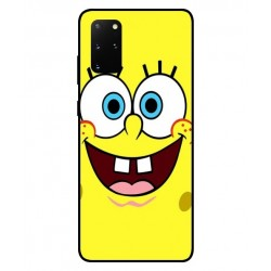 Durable SpongeBob Cover For Samsung Galaxy S20 Plus