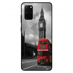 Durable London Cover For Samsung Galaxy S20 Plus