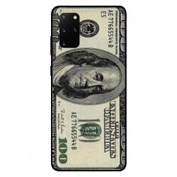 Durable 100 Dollar Note Cover For Samsung Galaxy S20 Plus