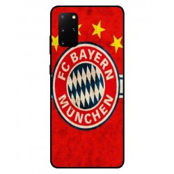 Durable Bayern De Munich Cover For Samsung Galaxy S20 Plus