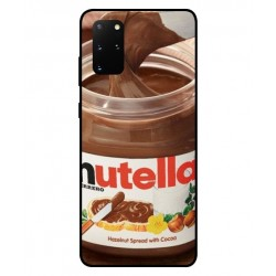 Durable Nutella Cover For Samsung Galaxy S20 Plus