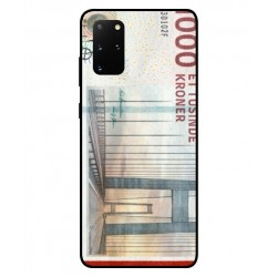 1000 Danish Kroner Note Cover For Samsung Galaxy S20 Plus