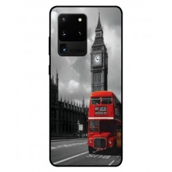 Durable London Cover For Samsung Galaxy S20 Ultra