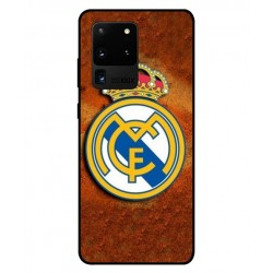 Durable Real Madrid Cover For Samsung Galaxy S20 Ultra