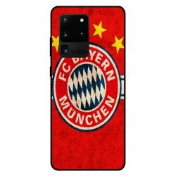 Durable Bayern De Munich Cover For Samsung Galaxy S20 Ultra
