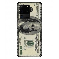 Durable 100 Dollar Note Cover For Samsung Galaxy S20 Ultra