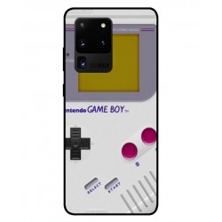 Durable GameBoy Cover For Samsung Galaxy S20 Ultra