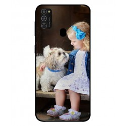 Customized Cover For Samsung Galaxy M21