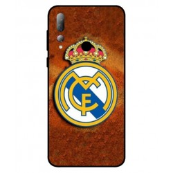 Durable Real Madrid Cover For HTC Desire 19 Plus