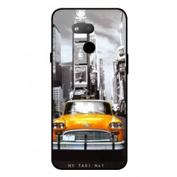 Durable New York Cover For HTC Exodus 1s