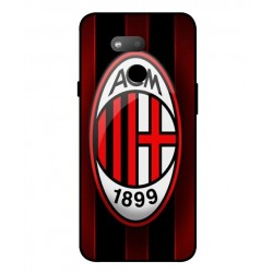 Durable AC Milan Cover For HTC Exodus 1s