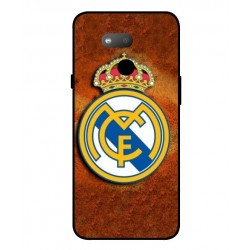 Durable Real Madrid Cover For HTC Exodus 1s