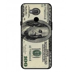 Durable 100 Dollar Note Cover For HTC Exodus 1s