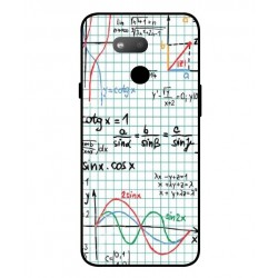 Durable Mathematics Cover For HTC Exodus 1s