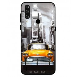 Durable New York Cover For HTC Wildfire R70