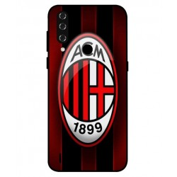 Durable AC Milan Cover For HTC Wildfire R70