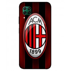 Durable AC Milan Cover For Huawei P40 Lite