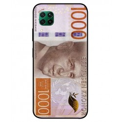 Durable 1000Kr Sweden Note Cover For Huawei P40 Lite
