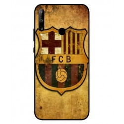 Durable FC Barcelona Cover For Huawei P40 Lite E