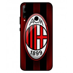 Durable AC Milan Cover For Huawei P40 Lite E