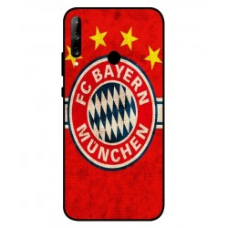 Durable Bayern De Munich Cover For Huawei P40 Lite E
